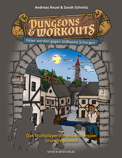 Dungeons and Workouts 2 - Rollenspiel-Fitness